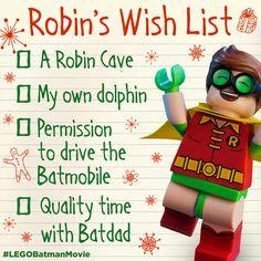 What do you think a Robin Cave would be like? #LEGO #Batman #LEGOBatman #LEGOBatmanMovie #DCComics #SuperHeroes #EverythingIsAwesome #MashupMadness #CombineYourLEGO #UpgradeYourLEGO #BuildSomethingSuper #AwesomeAwaits