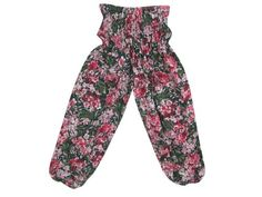 Cotton Jumpsuit Harem Pant Green Pink Bohemian Yoga Pants Capri mogulinterior,http://www.amazon.com/dp/B00CU9VV9S/ref=cm_sw_r_pi_dp_EZZXrbD2A3B94A83