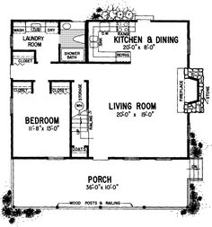 Granny pods in laws House Plans with Mother In Law Suite House Plans with Mother In Law Suite . House Plans with Mother In Law Suite . House Plans with Mother In Law Suites Suite Bungalow Monster Cottage House Plans, Small House Plans, Guest House Plans, Mother In Law Cottage, Granny Pods, In Law House, House 2, 2 Bedroom House Plans, Cabin Floor Plans