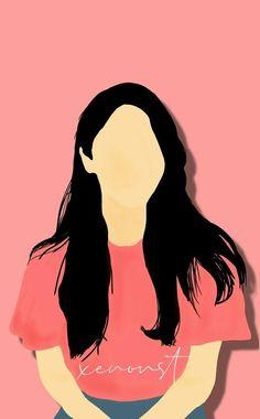 Portrait Illustration, Digital Illustration, Graphic Illustration, Graphic Art, Woman Illustration, Illustrations, Cover Wattpad, Art Antique, Aesthetic Art