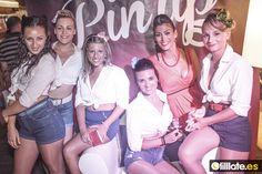 Love Pin Up @ Mandarina Club,