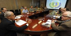 UFO researchers meet with Brazil's Ministry of Defense