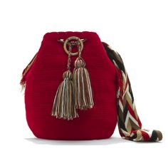 #SUSUU #WAYUU-HANDBAGS-MOCHILAS HANDMADE POETRY COTTON JEWELS