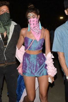 Taylor Hill – 2018 Coachella Valley Music and Arts Festival in Indio Taylor Hill, Music Festival Outfits, Festival Fashion, Music Festivals, Rave Outfits, Fashion Outfits, Look Festival, Hippie Costume, Rave Wear