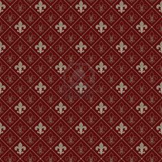 fleur-de-lis seamless pattern Stock Photo - 5387399