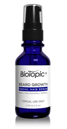 8 Best Beard Growth Products for Men That Actually Work 2020 Best Beard Growth, Hair Serum, Biotin, Facial Hair, June, Products, Face Hair, Gadget