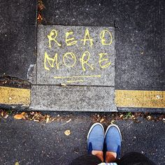 #quote #bookish #streetart
