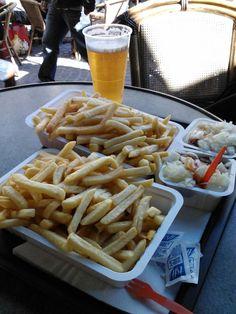 Brugge...fries