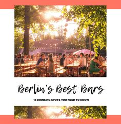 16 Best Bars In Berlin That You Need To Know - Hostelworld