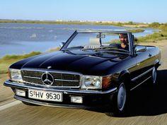 Mercedes-Benz 450 SL (1971-1980)