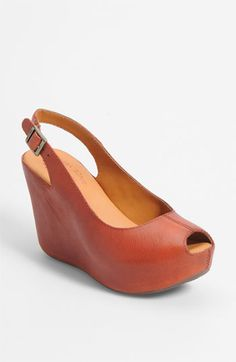 Kork-Ease 'Sarah' Sandal available at #Nordstrom.  Also available in a lighter color.