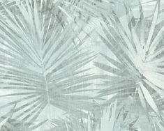 Threatt x Textured Matt Wallpaper Ebern Designs Colour: Cream/Green Palm Wallpaper, Wallpaper Online, Painting Wallpaper, Tropical Wallpaper, Beautiful Wallpaper, Hygge, Valentines Day For Him, Pip Studio, High Quality Wallpapers
