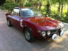 Lancia Fulvia 1.3 Rallye S Luca Preo - RicambiRossoCorsa