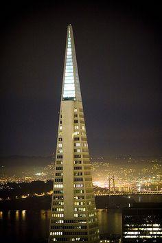 Transmetrica, Downtown San Fransisco