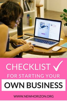If you are going to start your own business, there are a few things you should be clear about