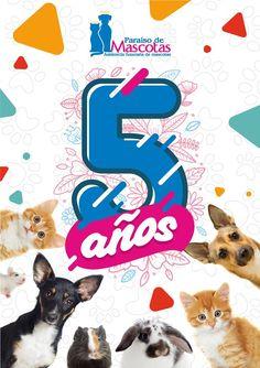 Poster de cumpleaños para funeraria de mascotas