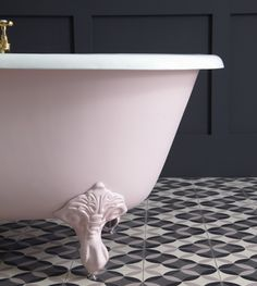 Blushing Pale Pink Bathroom Ideas