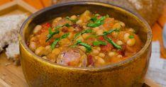 Francia sólet, avagy cassoulet: a babos egytálétel laktató és nagyon finom - Receptek   Sóbors Pasta, Chana Masala, Curry, Menu, Ethnic Recipes, Food, Bean Casserole, Refried Beans, Salads
