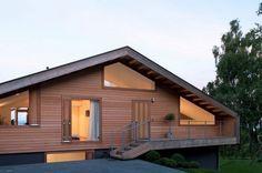 6 Genolier House in Switzerland by LRS Architects