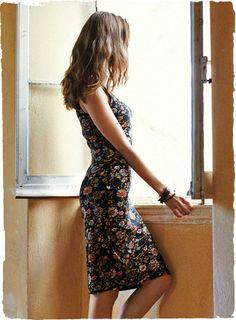 0c92977383627 Turkish Pima Cotton Floral Dress - Customer Favorites  Dresses - Dresses