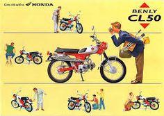 Αποτέλεσμα εικόνας για honda cl50