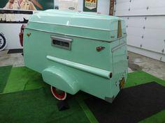 1961 TrailorBoat Trailer