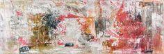 NEW PAINTING  Firestorm II  40x120 cm  My website: https://artbylonfeldt.dk/  #art #arts #paintings #painting #fineart #artbylonfeldt