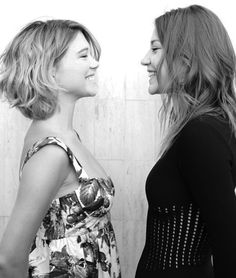 Une #palme d'or française ! La vie d'Adèle (Blue is the warmest colour) et ses deux actrices reçoivent la plus prestigieuse des récompenses. #Cannes2013