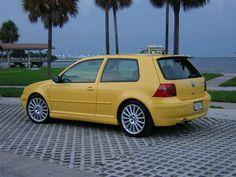 VW Golf MK4 GTI Turbo (150)