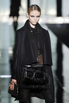 Roberto Cavalli Fall 2009 Ready-to-Wear Collection