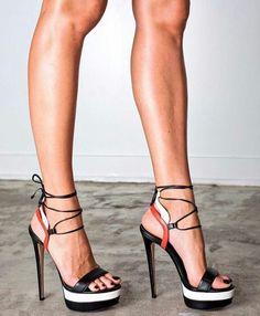 high heels – High Heels Daily Heels, stilettos and women's Shoes Sexy Legs And Heels, Hot High Heels, High Heel Boots, Heeled Boots, Shoe Boots, Stilettos, Stiletto Heels, Pumps, Talons Sexy