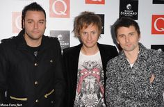 MUSE: MUSE_October 2009 - Q Awards, London