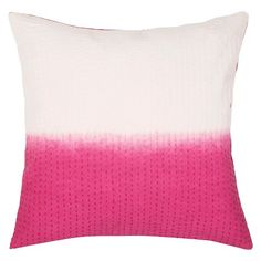 Jaipur Traditions Made Modern Pink Decorative Pillow : Target