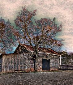 """Geoff Robles from Hanging the Moon – Home Décor, Gift Ideas, Wall Art, Digital Photography, """"Out Behind the Electric Woodshed"""""""