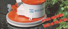 SUPERLUX, S.A. dispone de la más amplia gama de máquinas, pulidoras, abrillantadoras, accesorios y productos para la limpieza, conservación, mantenimiento y restauración de los diferentes tipos de suelos.