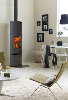 Jotul F 365 High Top wood burning stove #jotul #woodburning #stove