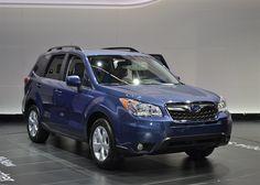 All-New 2014 Forester at LA Auto Show