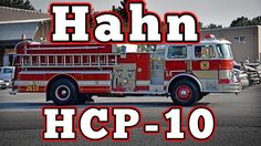1982 Hahn HCP-10 Fire Engine: Regular Car Reviews - YouTube