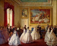 Boda de la princesa Alicia de la Gran Bretaña y el príncipe Luis de Hesse