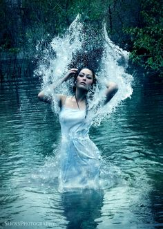 Water Gown
