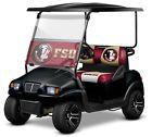 Club Car Precedent Golf Cart Complete FSU SEMINOLES Body / Seat / Top Kit