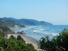Seaside Oregon Coast - Road Trip Planner Highway 101