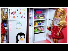 Como fazer Saco de Arroz, Feijão, Tapioca etc para Barbie e outras Bonecas! - YouTube