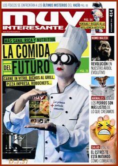 La #comida del #futuro