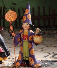 Mary Engelbreit Halloween Wizard
