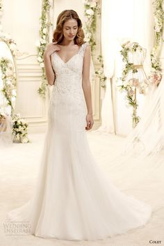 Colet 2015 Wedding Dresses | Wedding Inspirasi