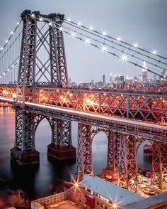Williamsburg Bridge NYC