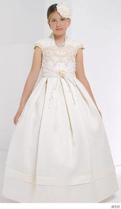 Miquel Suay vestidos de comunion para niñas 2013 modelo 13 - Trajes de primera comunion