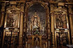 Málaga (ES)  Basílica de la Victoria.