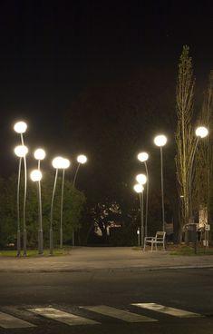 Front Design of Sweden. Stockholm street lamps.